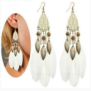 NEW New Beginnings  Dream Catcher Earrings